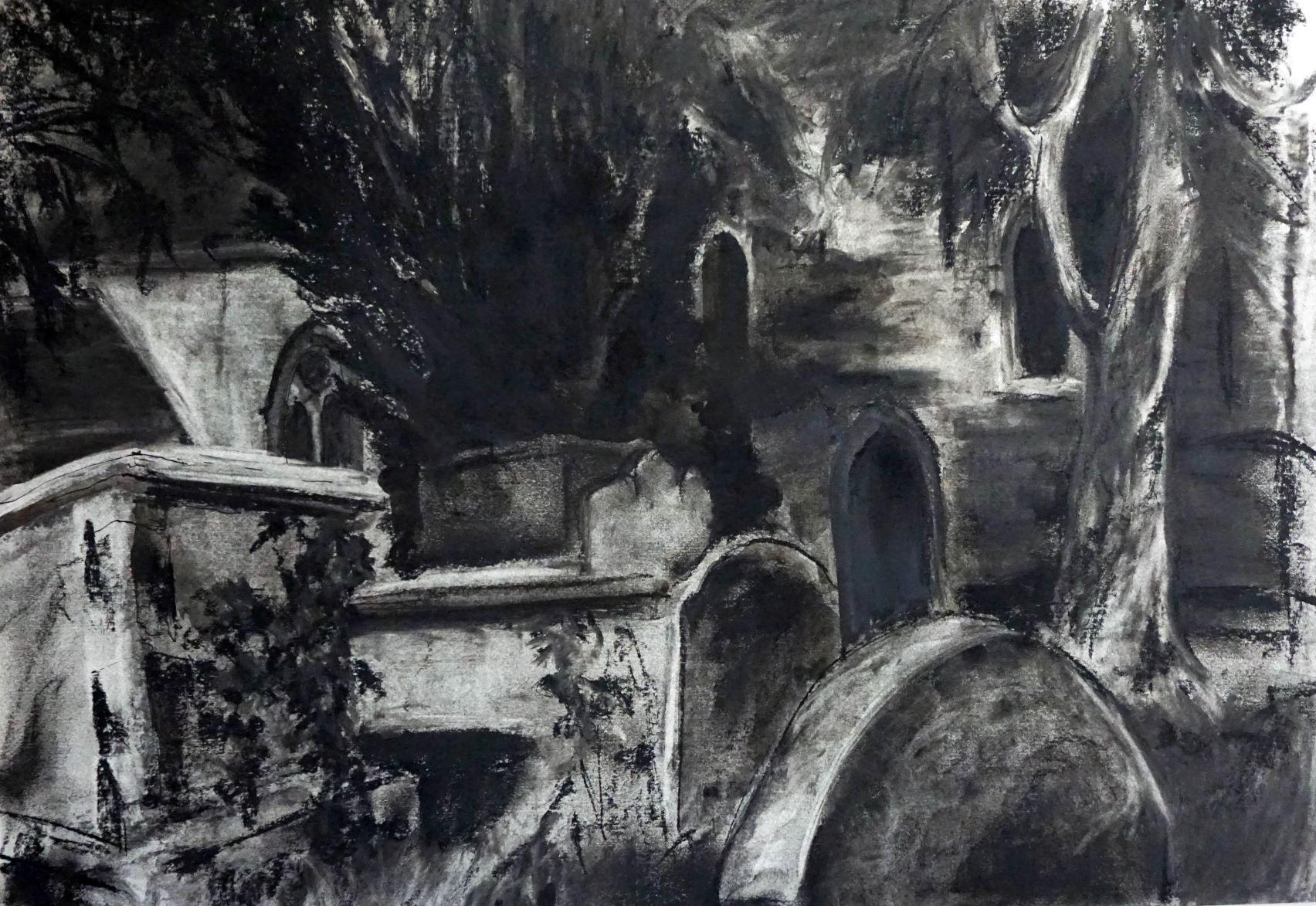 Clyro churchyard small
